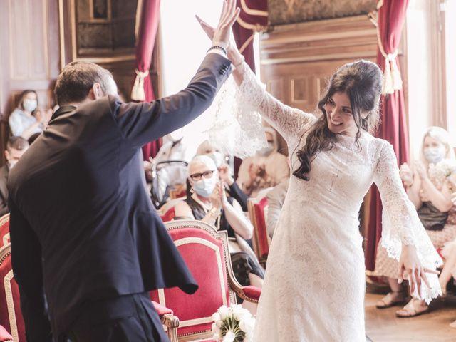 Le mariage de Mathieu et Wafae à Saint-Maur-des-Fossés, Val-de-Marne 43