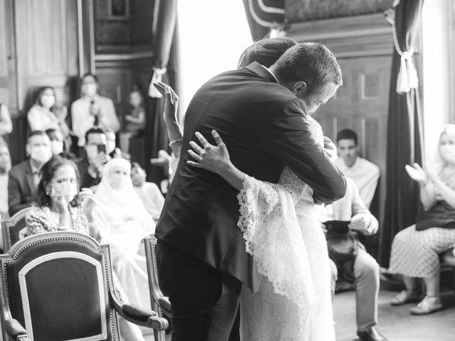 Le mariage de Mathieu et Wafae à Saint-Maur-des-Fossés, Val-de-Marne 44