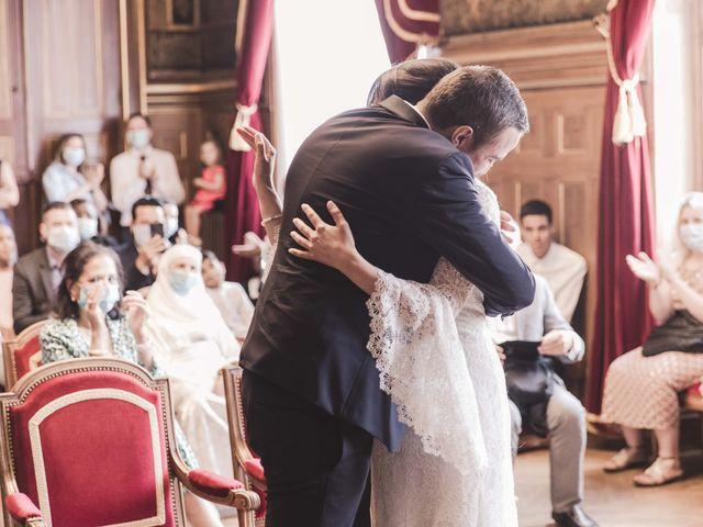 Le mariage de Mathieu et Wafae à Saint-Maur-des-Fossés, Val-de-Marne 46
