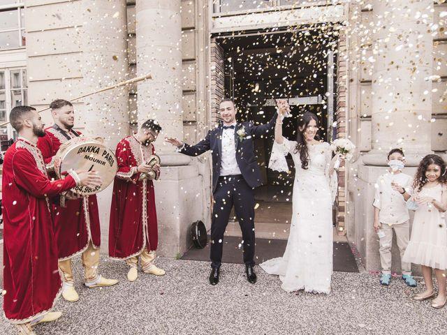 Le mariage de Mathieu et Wafae à Saint-Maur-des-Fossés, Val-de-Marne 60