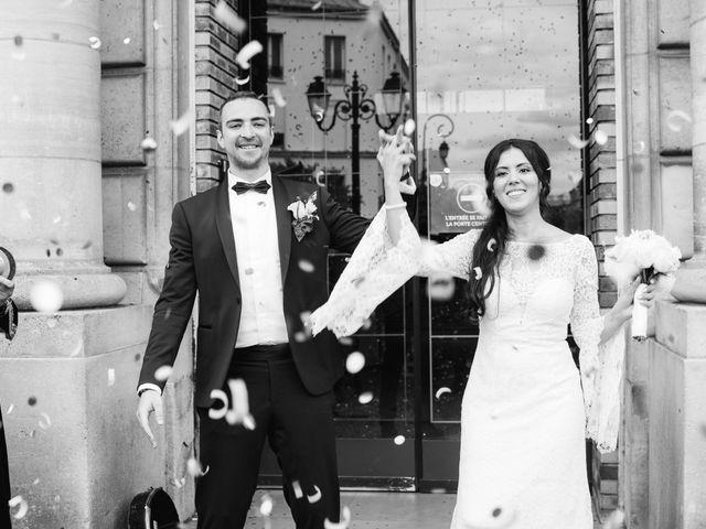 Le mariage de Mathieu et Wafae à Saint-Maur-des-Fossés, Val-de-Marne 61