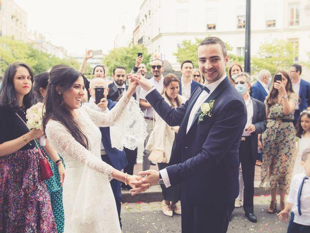 Le mariage de Mathieu et Wafae à Saint-Maur-des-Fossés, Val-de-Marne 64