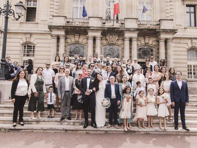 Le mariage de Mathieu et Wafae à Saint-Maur-des-Fossés, Val-de-Marne 66