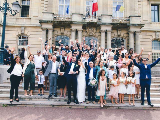 Le mariage de Mathieu et Wafae à Saint-Maur-des-Fossés, Val-de-Marne 67