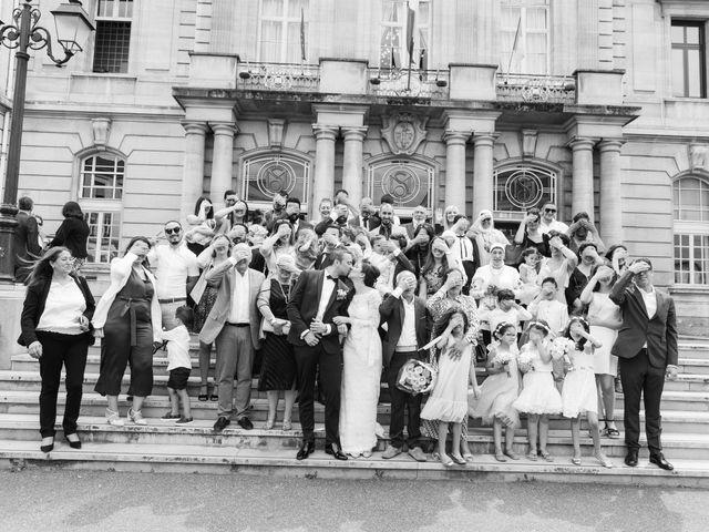 Le mariage de Mathieu et Wafae à Saint-Maur-des-Fossés, Val-de-Marne 68