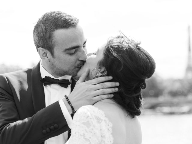 Le mariage de Mathieu et Wafae à Saint-Maur-des-Fossés, Val-de-Marne 73