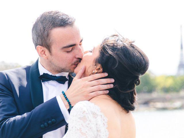 Le mariage de Mathieu et Wafae à Saint-Maur-des-Fossés, Val-de-Marne 74