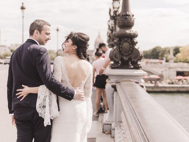 Le mariage de Mathieu et Wafae à Saint-Maur-des-Fossés, Val-de-Marne 75
