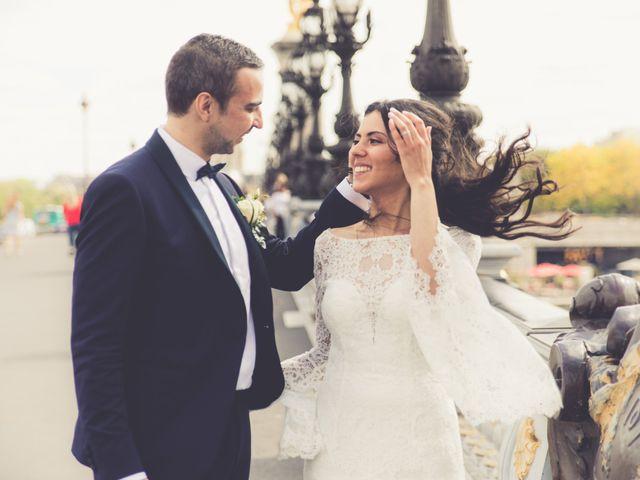 Le mariage de Mathieu et Wafae à Saint-Maur-des-Fossés, Val-de-Marne 76