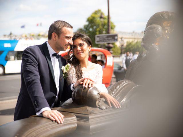 Le mariage de Mathieu et Wafae à Saint-Maur-des-Fossés, Val-de-Marne 77