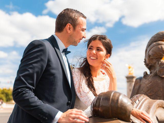 Le mariage de Mathieu et Wafae à Saint-Maur-des-Fossés, Val-de-Marne 78
