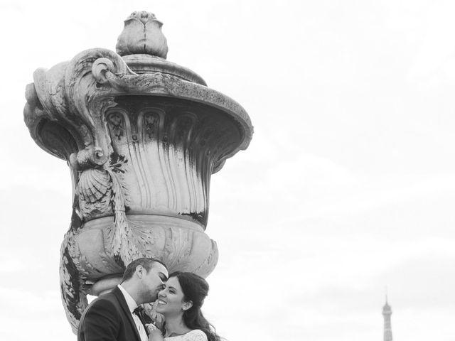 Le mariage de Mathieu et Wafae à Saint-Maur-des-Fossés, Val-de-Marne 82