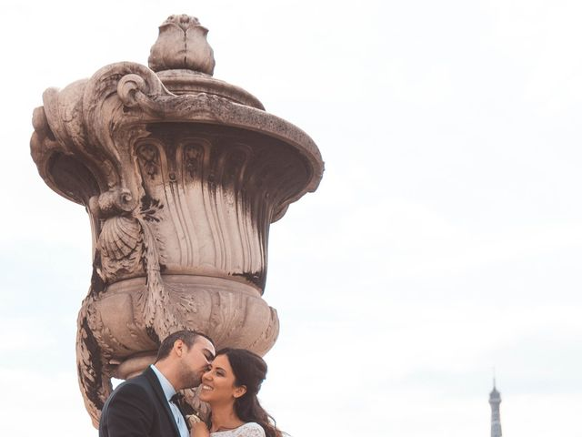 Le mariage de Mathieu et Wafae à Saint-Maur-des-Fossés, Val-de-Marne 83