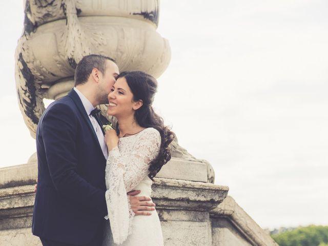 Le mariage de Mathieu et Wafae à Saint-Maur-des-Fossés, Val-de-Marne 85