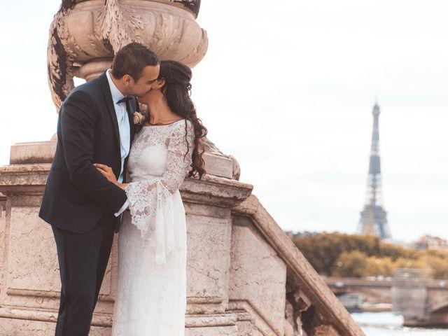 Le mariage de Mathieu et Wafae à Saint-Maur-des-Fossés, Val-de-Marne 86