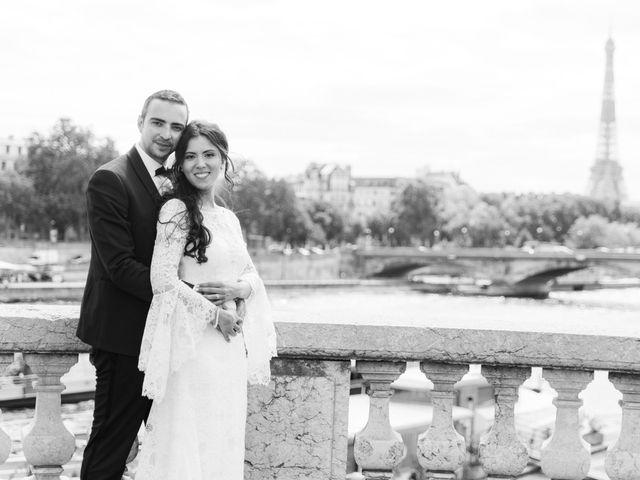 Le mariage de Mathieu et Wafae à Saint-Maur-des-Fossés, Val-de-Marne 87