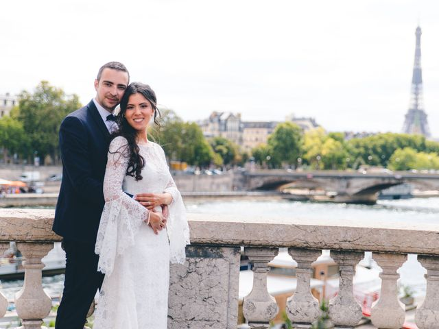 Le mariage de Mathieu et Wafae à Saint-Maur-des-Fossés, Val-de-Marne 88