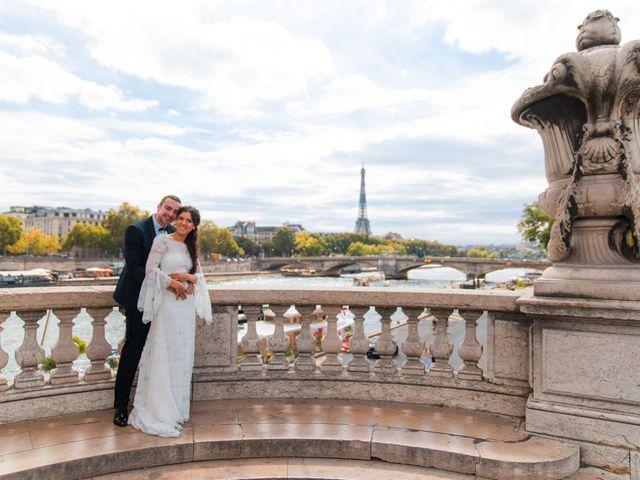 Le mariage de Mathieu et Wafae à Saint-Maur-des-Fossés, Val-de-Marne 89
