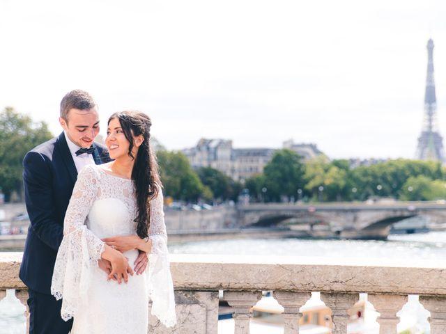 Le mariage de Mathieu et Wafae à Saint-Maur-des-Fossés, Val-de-Marne 1