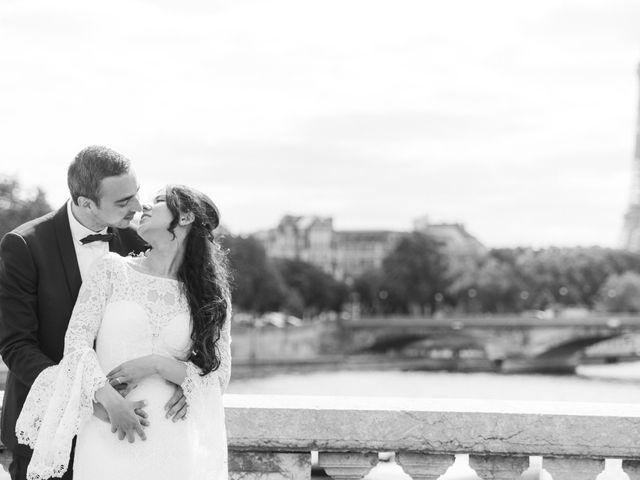 Le mariage de Mathieu et Wafae à Saint-Maur-des-Fossés, Val-de-Marne 90