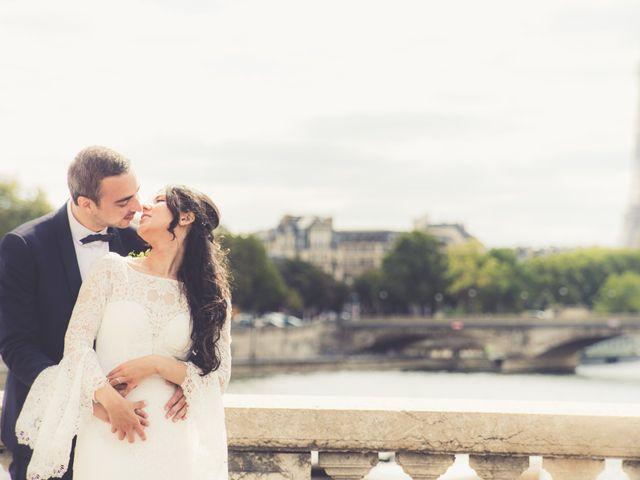 Le mariage de Mathieu et Wafae à Saint-Maur-des-Fossés, Val-de-Marne 91