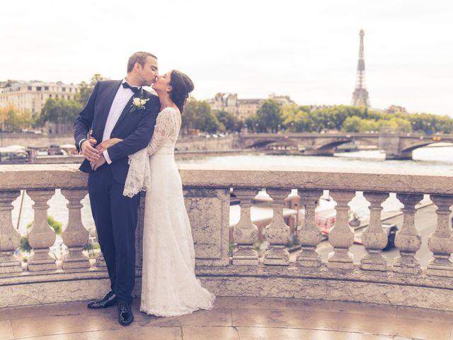 Le mariage de Mathieu et Wafae à Saint-Maur-des-Fossés, Val-de-Marne 92