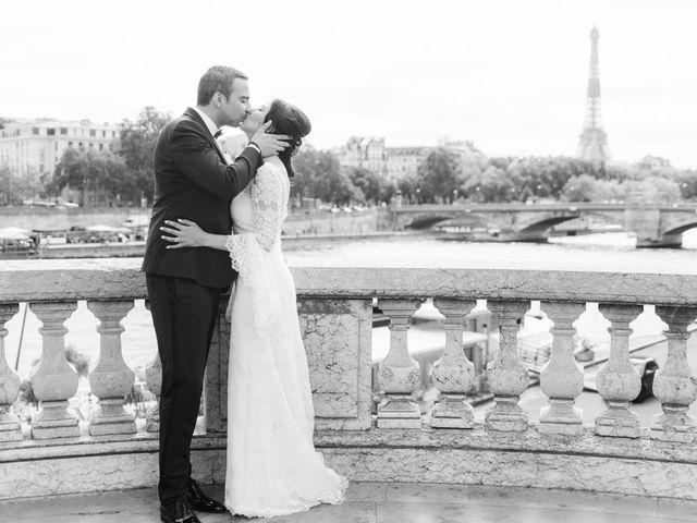 Le mariage de Mathieu et Wafae à Saint-Maur-des-Fossés, Val-de-Marne 93
