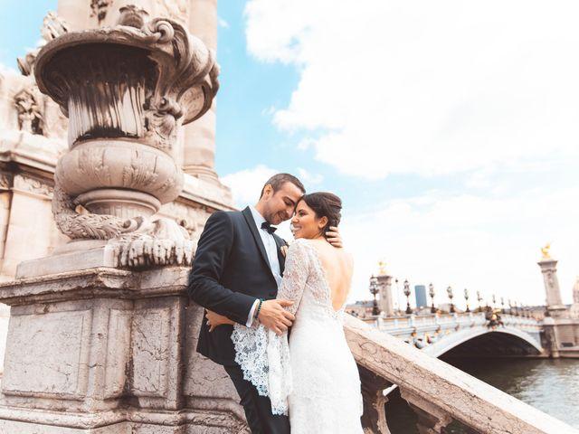 Le mariage de Mathieu et Wafae à Saint-Maur-des-Fossés, Val-de-Marne 2