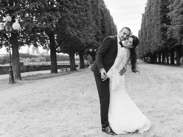 Le mariage de Mathieu et Wafae à Saint-Maur-des-Fossés, Val-de-Marne 111