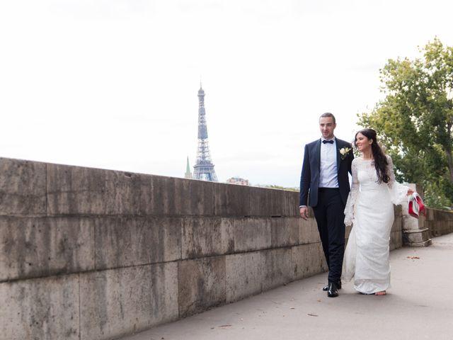 Le mariage de Mathieu et Wafae à Saint-Maur-des-Fossés, Val-de-Marne 119