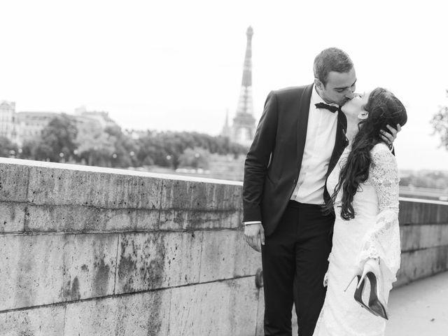 Le mariage de Mathieu et Wafae à Saint-Maur-des-Fossés, Val-de-Marne 120