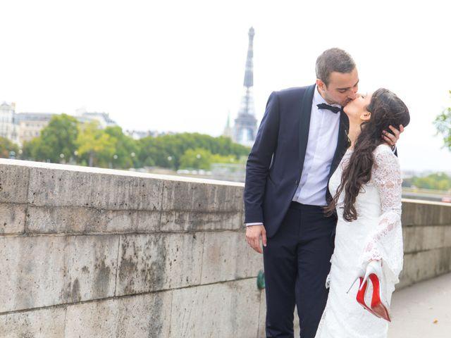 Le mariage de Mathieu et Wafae à Saint-Maur-des-Fossés, Val-de-Marne 121