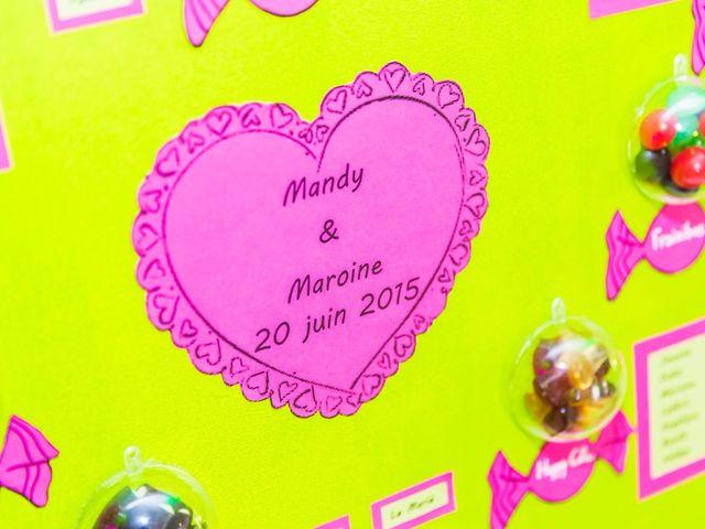 Le mariage de Maroine et Mandy à Petite-Synthe, Nord 36
