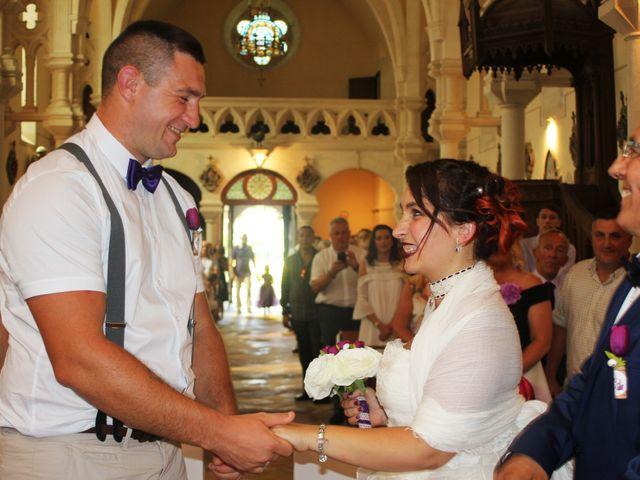Le mariage de Ritchie et Pauline à Caumont-sur-Garonne, Lot-et-Garonne 9