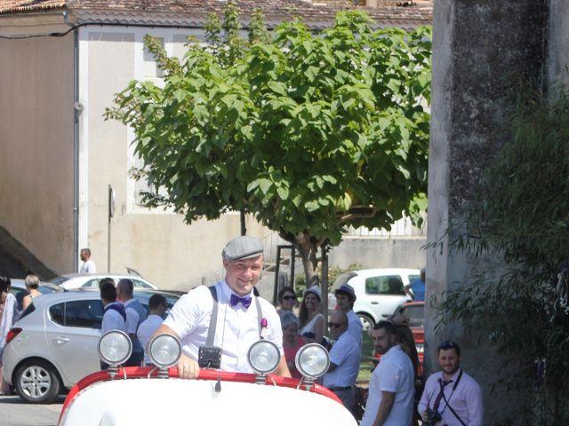 Le mariage de Ritchie et Pauline à Caumont-sur-Garonne, Lot-et-Garonne 12