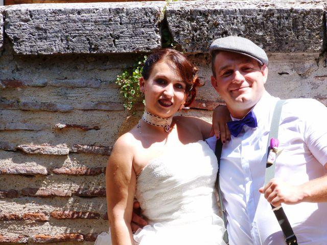 Le mariage de Ritchie et Pauline à Caumont-sur-Garonne, Lot-et-Garonne 14