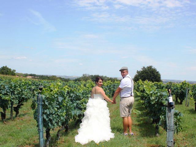 Le mariage de Ritchie et Pauline à Caumont-sur-Garonne, Lot-et-Garonne 15