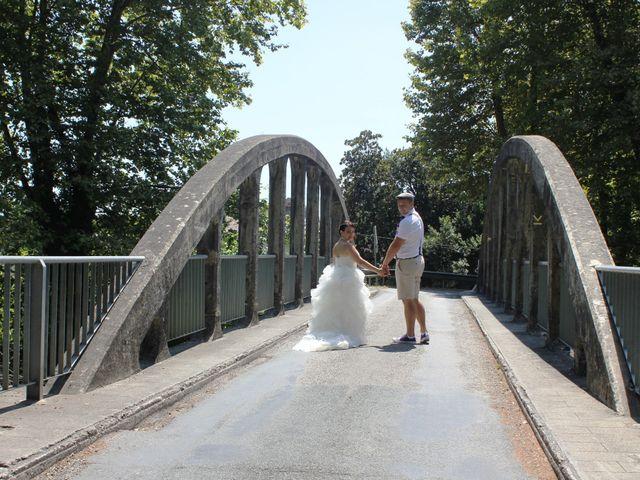 Le mariage de Ritchie et Pauline à Caumont-sur-Garonne, Lot-et-Garonne 18