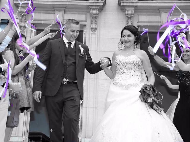 Le mariage de Norbert et Ana à Brunoy, Essonne 19