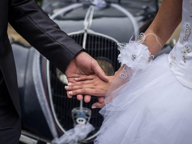 Le mariage de Cécile et Laurindo