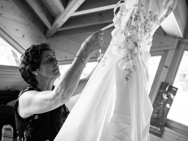 Le mariage de Rodolfo et Anne-Ly à Bossey, Haute-Savoie 4
