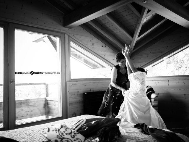 Le mariage de Rodolfo et Anne-Ly à Bossey, Haute-Savoie 5