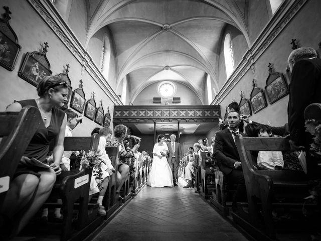 Le mariage de Rodolfo et Anne-Ly à Bossey, Haute-Savoie 1