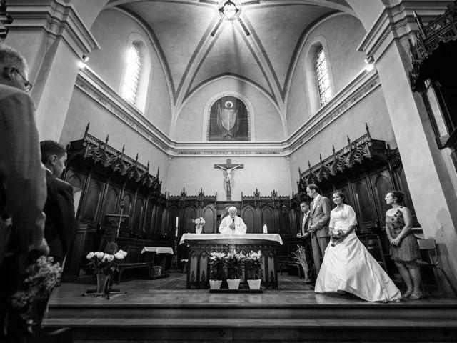 Le mariage de Rodolfo et Anne-Ly à Bossey, Haute-Savoie 11