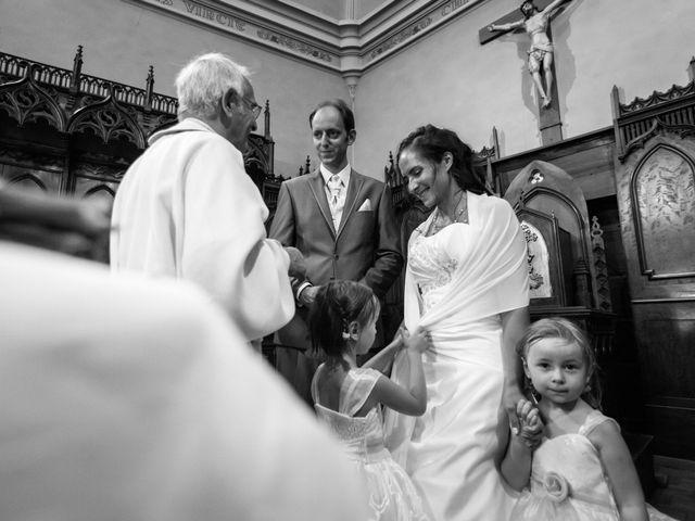 Le mariage de Rodolfo et Anne-Ly à Bossey, Haute-Savoie 14
