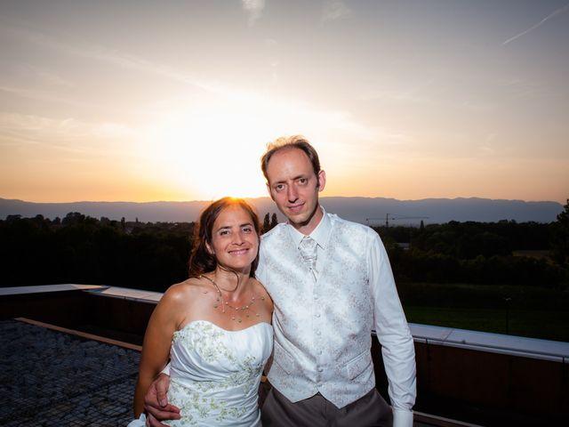 Le mariage de Rodolfo et Anne-Ly à Bossey, Haute-Savoie 18