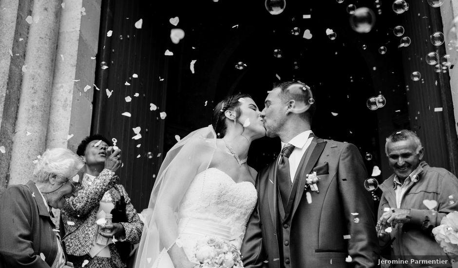 Le mariage de Jonathan et Ségolène à Apremont, Vendée