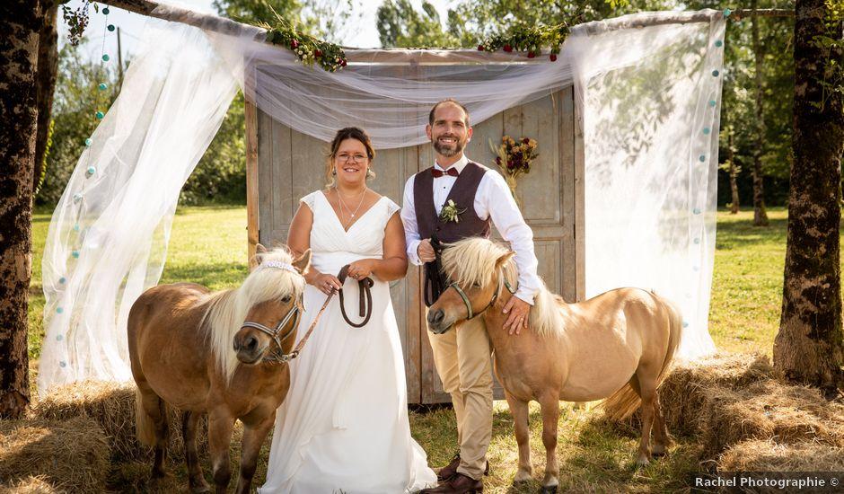 Le mariage de Nicolas et Marion à Arveyres, Gironde
