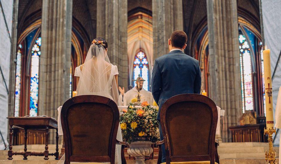 Le mariage de Thomas et Marion à Orléans, Loiret