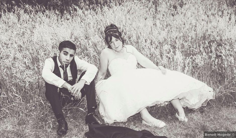 Le mariage de Maroine et Mandy à Petite-Synthe, Nord